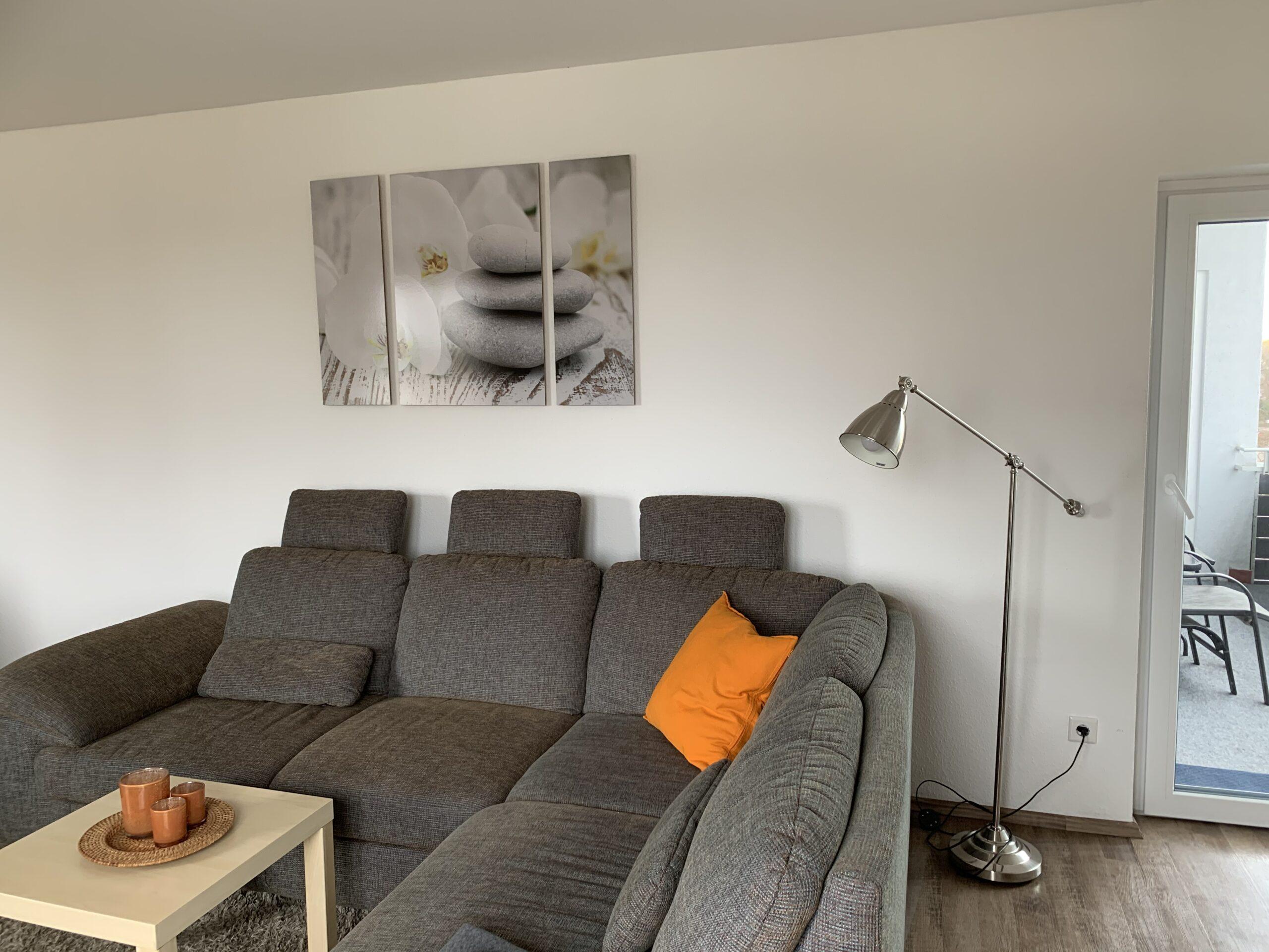 Sofa Ferienwohnung 3